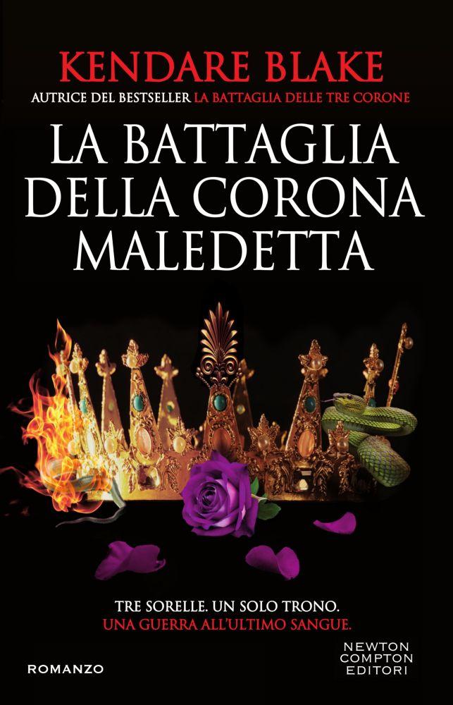 La battaglia della corona maledetta Book Cover