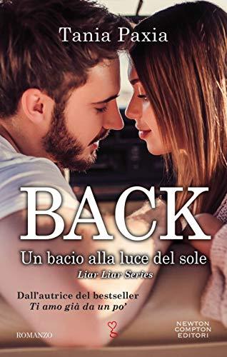BACK. UN BACIO ALLA LUCE DEL SOLE Book Cover