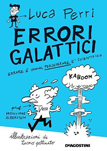 ERRORI GALATTICI Book Cover