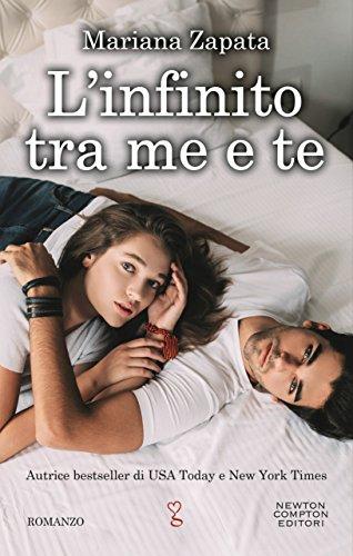 L'INFINITO TRA ME E TE Book Cover