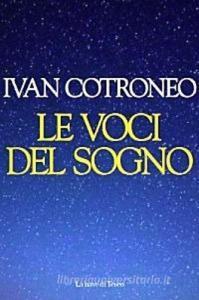 LE VOCI DEL SOGNO Book Cover