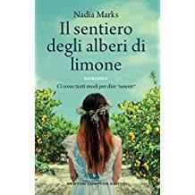 Il sentiero degli alberi di limone Book Cover