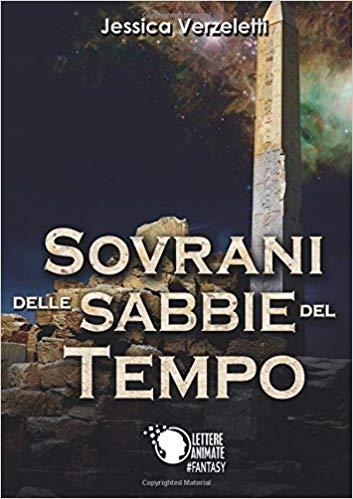 Sovrani delle sabbie del tempo Book Cover