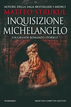 Inquisizione Michelangelo Book Cover