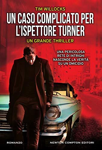 UN CASO COMPLICATO PER L'ISPETTORE TURNER Book Cover