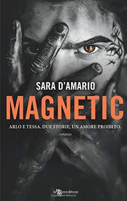 Magnetic sara D'Amato