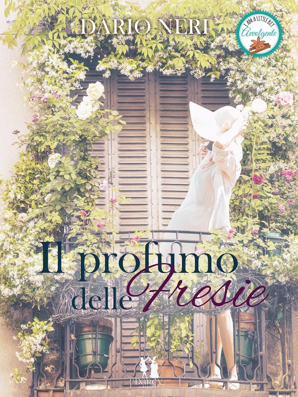 Il profumo delle fresia Book Cover