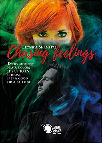 CHASING FEELINGS Book Cover