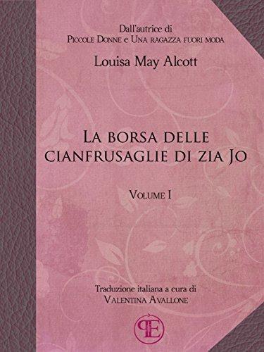 LA BORSA DELLE CIANFRUSAGLIE DI ZIA JO (Vol.III) Book Cover