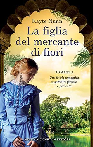 La figlia del mercante di fiori Book Cover