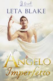 Angelo imperfetto Book Cover