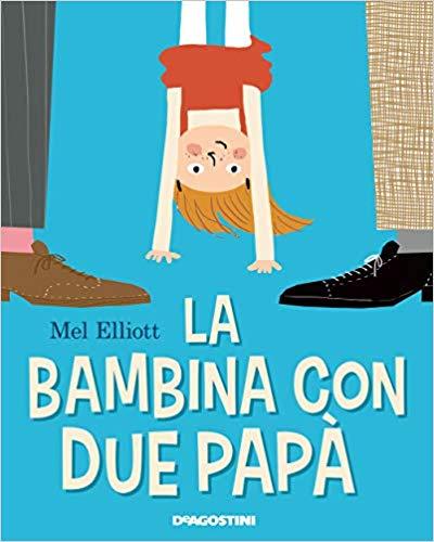 La bambina con due papà Book Cover