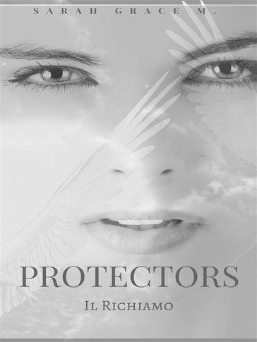 """Protectors: Il Richiamo"""" Book Cover"""