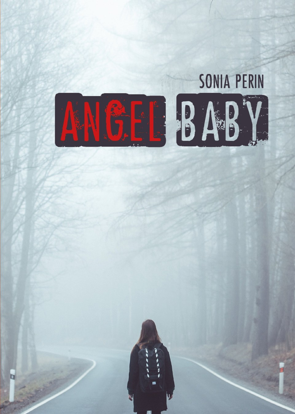 Angel Baby Book Cover