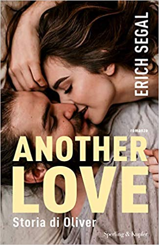 ANOTHER LOVE: STORIA DI OLIVER Book Cover
