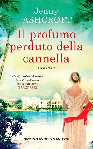 IL PROFUMO PERDUTO DELLA CANNELLA Book Cover