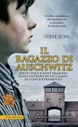 IL RAGAZZO DI AUSCHWITZ Book Cover