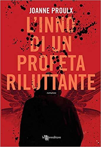 L'INNO DI UN PROFETA RILUTTANTE Book Cover