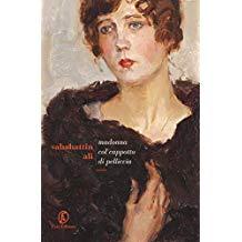 MADONNA COL CAPPOTTO DI PELLICCIA Book Cover