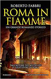 ROMA IN FIAMME Book Cover