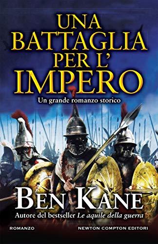 UNA BATTAGLIA PER L'IMPERO Book Cover