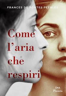 COME L'ARIA CHE RESPIRI Book Cover