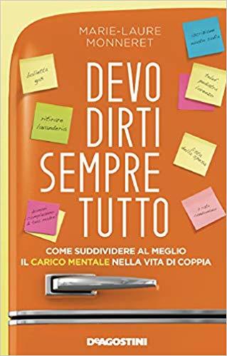DEVO DIRTI SEMPRE TUTTO Book Cover