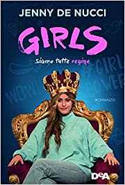 GIRLS siamo tutte regine Book Cover