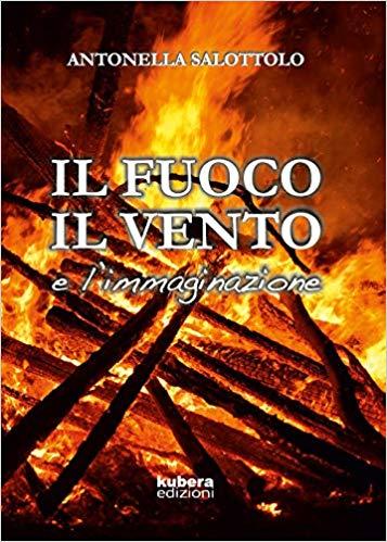 IL FUOCO, IL VENTO e l'immaginazione Book Cover