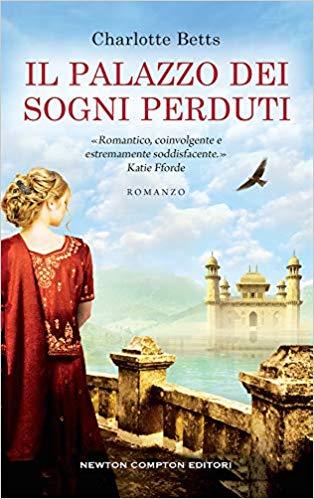 IL PALAZZO DEI SOGNI PERDUTI Book Cover