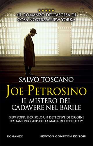 JOE PETROSINO. Il mistero del cadavere nel barile Book Cover