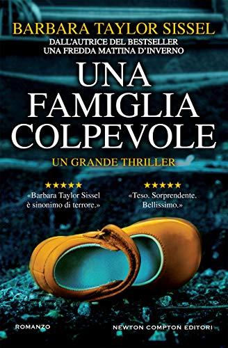 UNA FAMIGLIA COLPEVOLE Book Cover