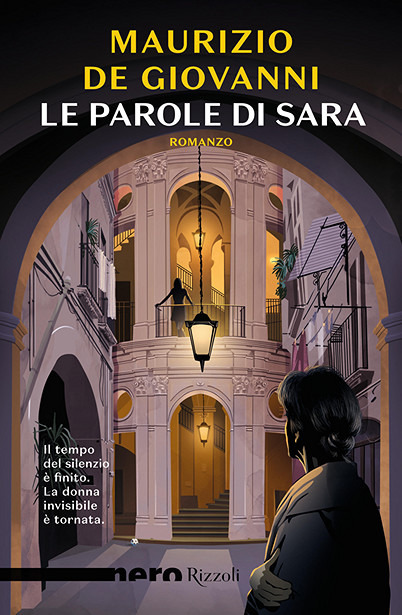 Le parole di Sara Book Cover