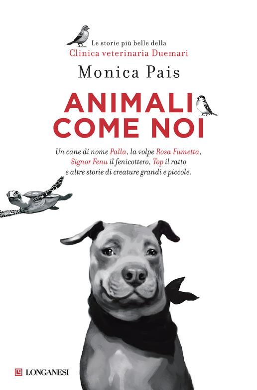 Animali come noi Book Cover