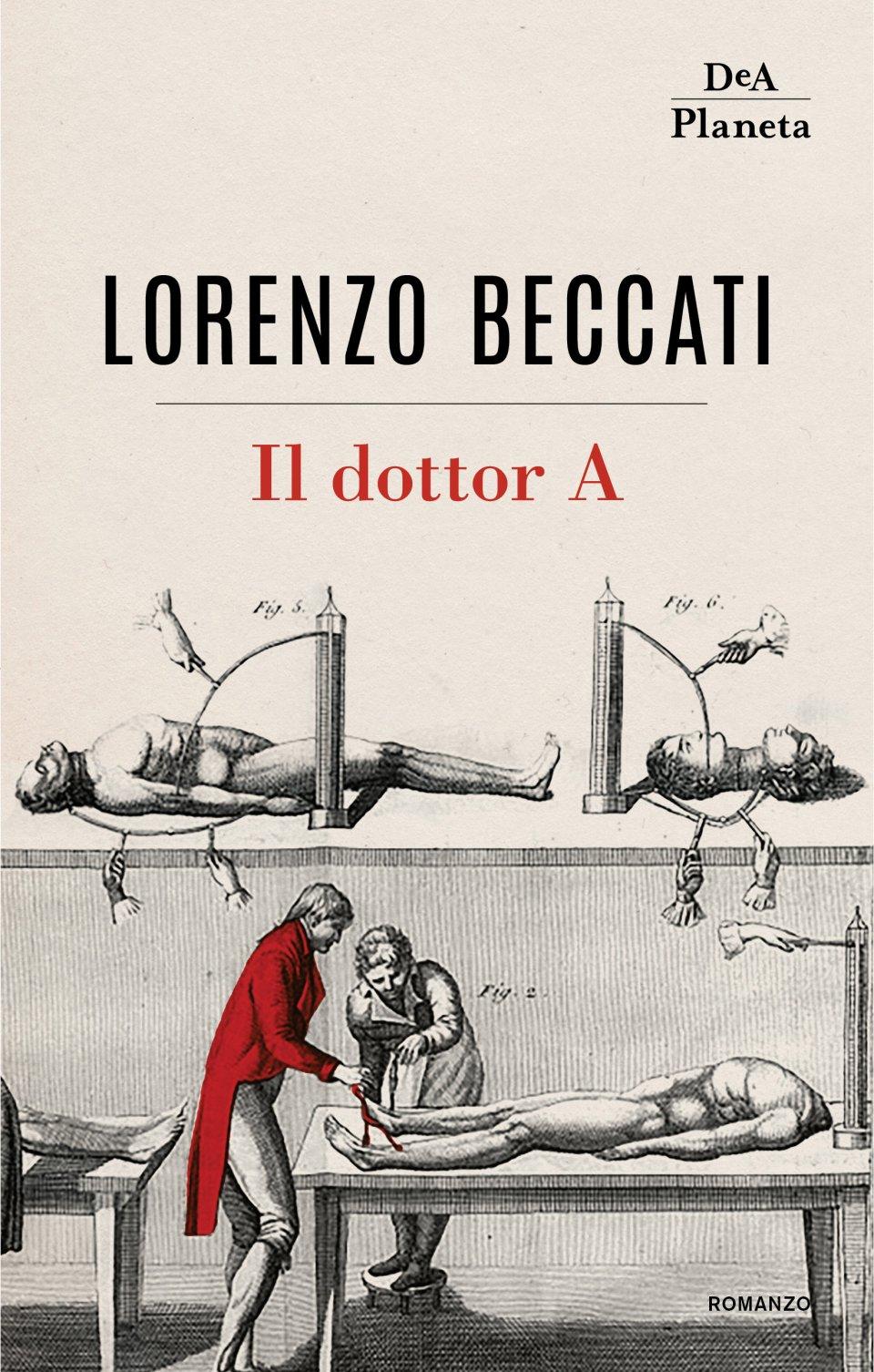 Il Dottor A Book Cover