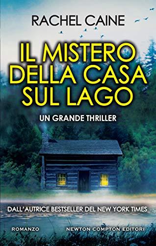 Il mistero della casa sul lago Book Cover