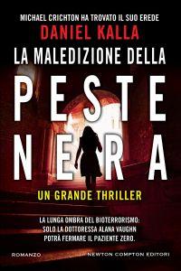 LA MALEDIZIONE DELLA PESTE NERA Book Cover