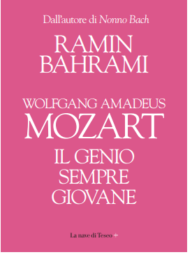 WOLFGANG AMADEUS MOZART. IL GENIO SEMPRE GIOVANE Book Cover