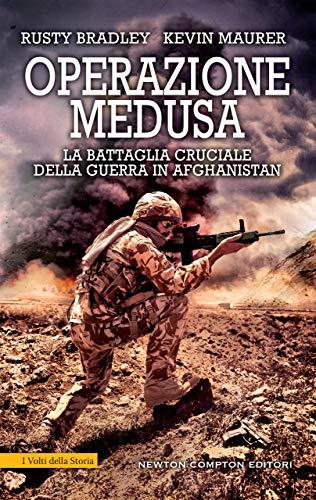 OPERAZIONE MEDUSA Book Cover