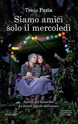 SIAMO AMICI SOLO IL MERCOLEDI' Book Cover