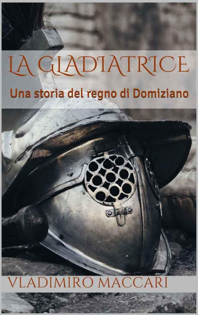 La gladiatrice Book Cover