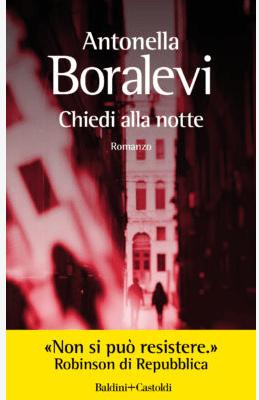 CHIEDI ALLA NOTTE Book Cover