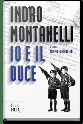 IO E IL DUCE Book Cover
