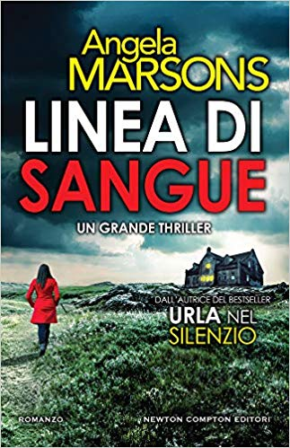 LINEA DI SANGUE Book Cover