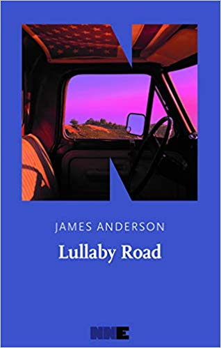 LULLABY ROAD Book Cover