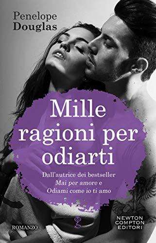 MILLE RAGIONI PER ODIARTI Book Cover