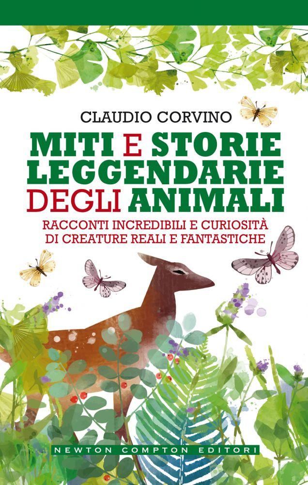 MITI E STORIE LEGGENDARIE DEGLI ANIMALI Book Cover