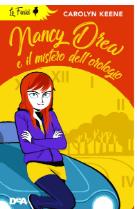 NANCY DREW E IL MISTERO DELL'OROLOGIO Book Cover