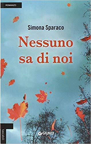 NESSUNO SA DI NOI Book Cover