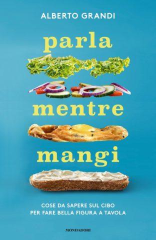PARLA MENTRE MANGI Book Cover